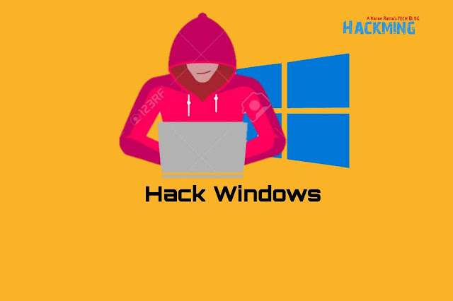 How to hack a Windows PC on Your Network With Kali Linux