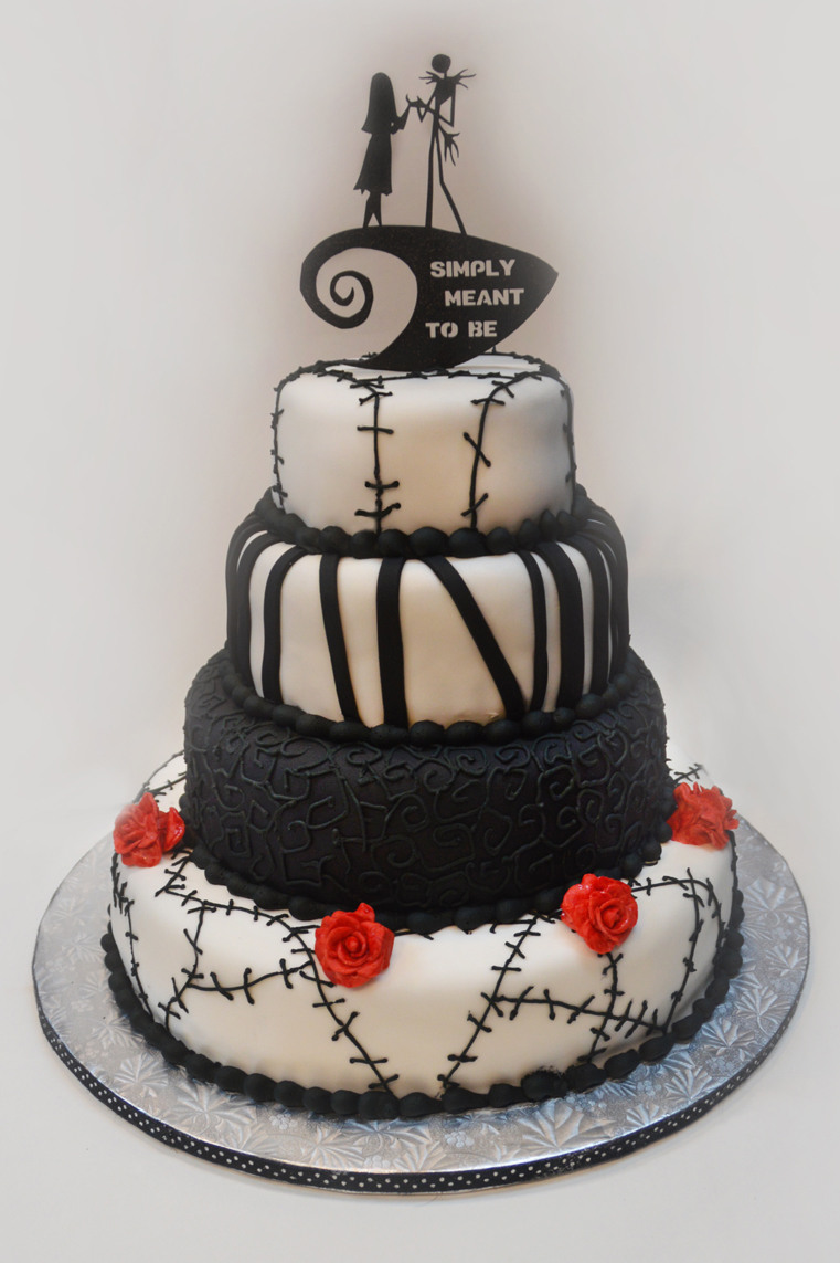 Ronna\'s Blog: Nightmare Before Christmas wedding