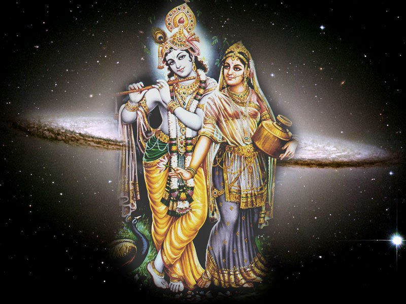 Radha Krishna Statue Hd Wallpaper Pictures Images