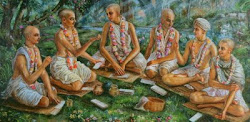 The Six Goswami's of Vrindavan