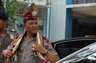 Kapolda Lampung Brigjen POL Ike Edwin di Copot dari Jabatannya