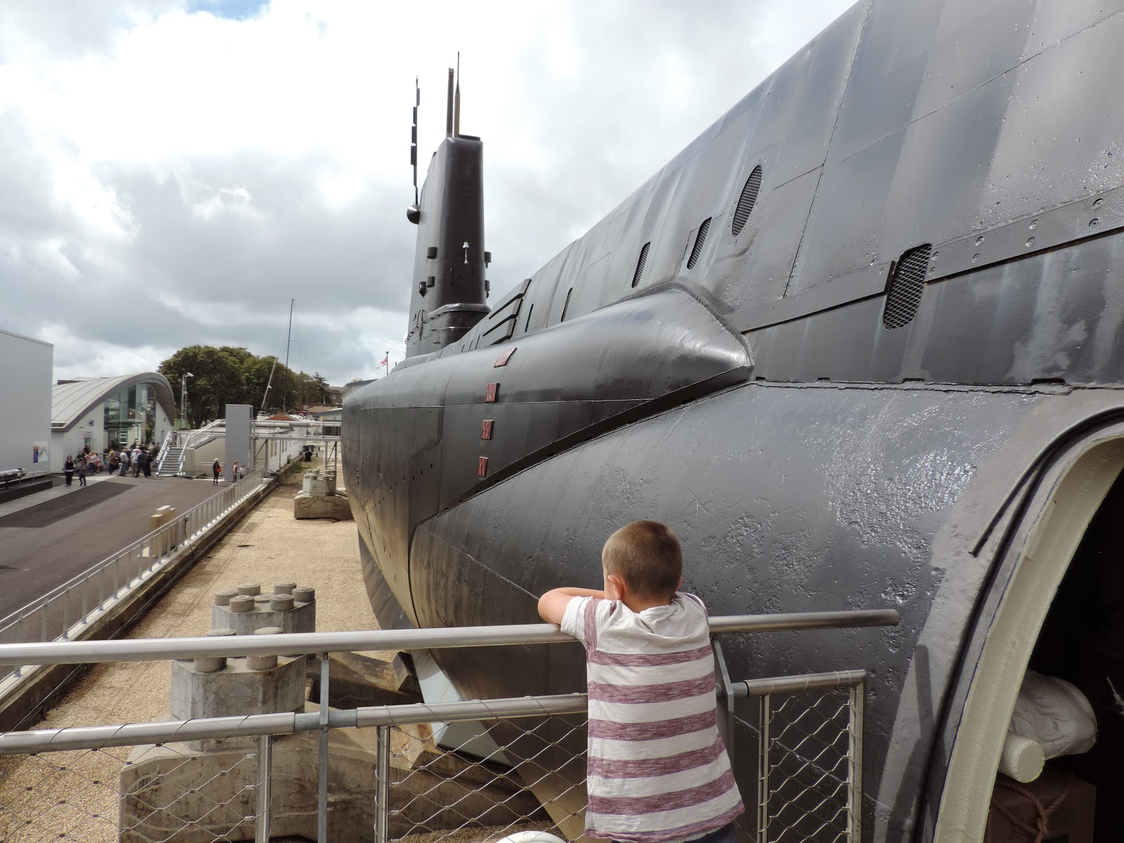 royal naval submarine museum gosport
