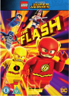 LEGO DC Comics Super Heroes - The Flash on DVD