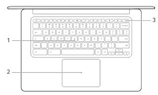 Acer Chromebook 14 (CB3-431-C5FM) User manual PDF download