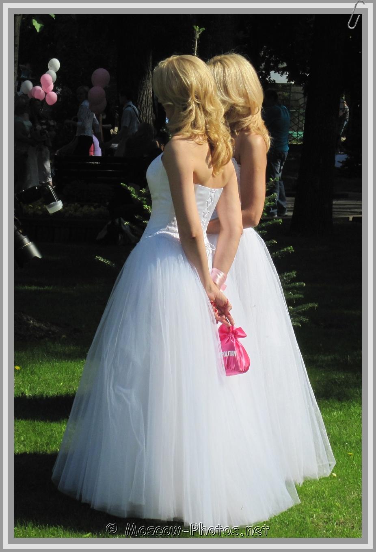 Blonde Moscow Runaway Brides