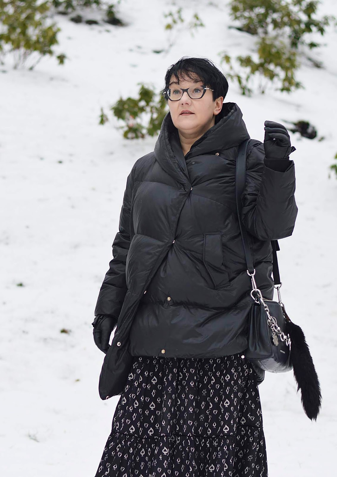 Winter trend, Down jacket, zara dess