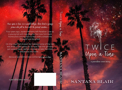 Cover Reveal + Giveaway -- Twice Upon a Time