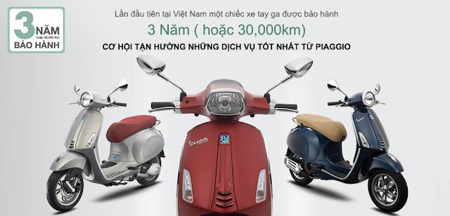 Cửa hàng Vespa Tiền Giang ưu đãi 100% thuế trước bạ kèm nhiều quà tặng hấp dẫn-Hotline: 0939.838.158