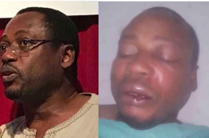 CEID condena las torturas a su dirigente, Alfredo Okenve