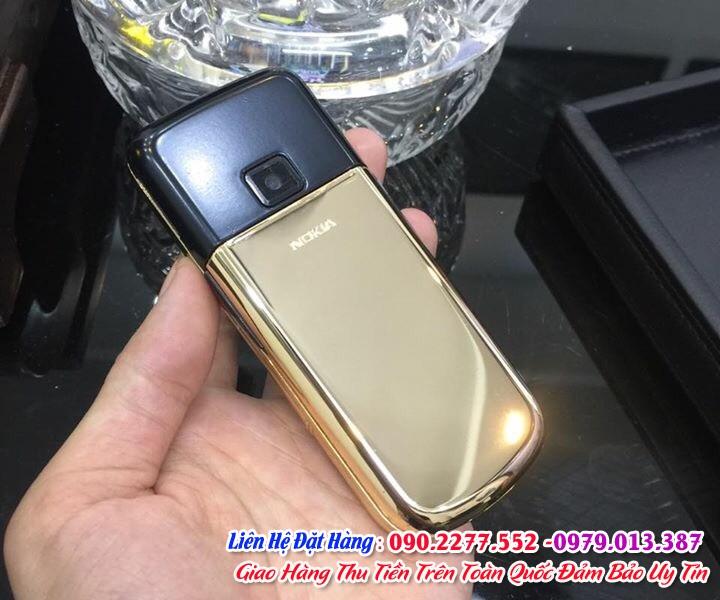 www.123nhanh.com: Sản phẩm siêu hot Nokia 8800 gold black hongkong ***