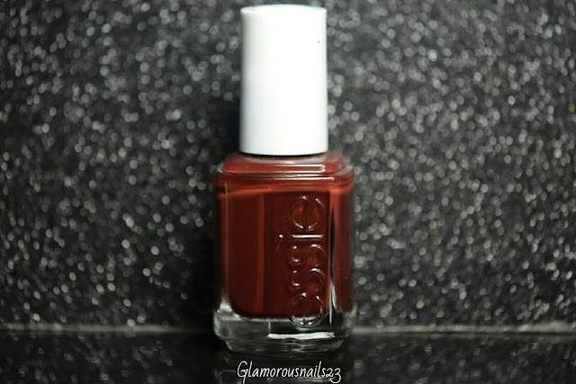 Essie Chocolate Kisses