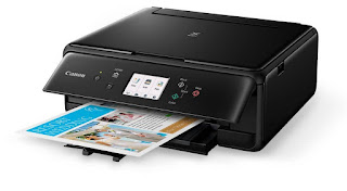 would you lot tell you lot are non without enquiry which printer to buy Canon TS6165 PIXMA Home Drivers Download