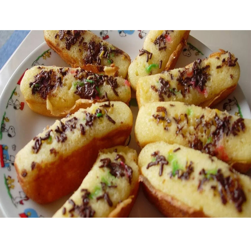 Dapur Roti Harum Wangi Kue Pukis