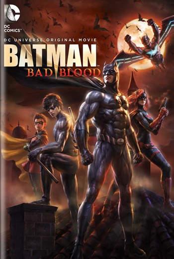 Batman Mala Sangre (2016) DVDRip Latino