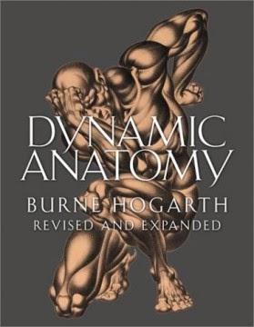 [Descarga] Anatomia Dinámica, de Burne Hogarth.