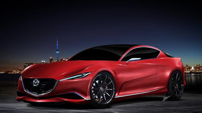Wallpaper: 2016 Mazda RX-7