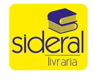 Logotipo da Livraria Sideral