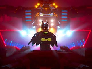 nuevo póster de lego batman: la película