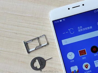 slot simcard meizu m3 note