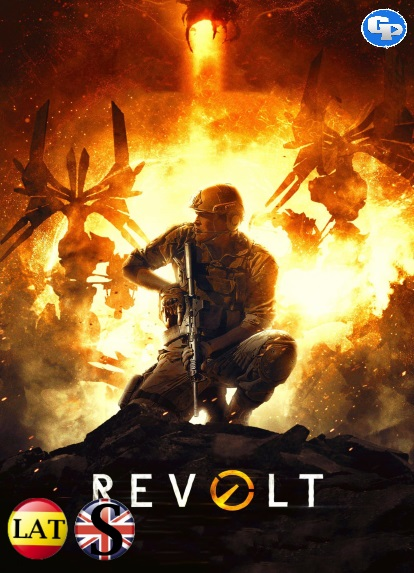 Revolt (2017) HD 720P LATINO/INGLES