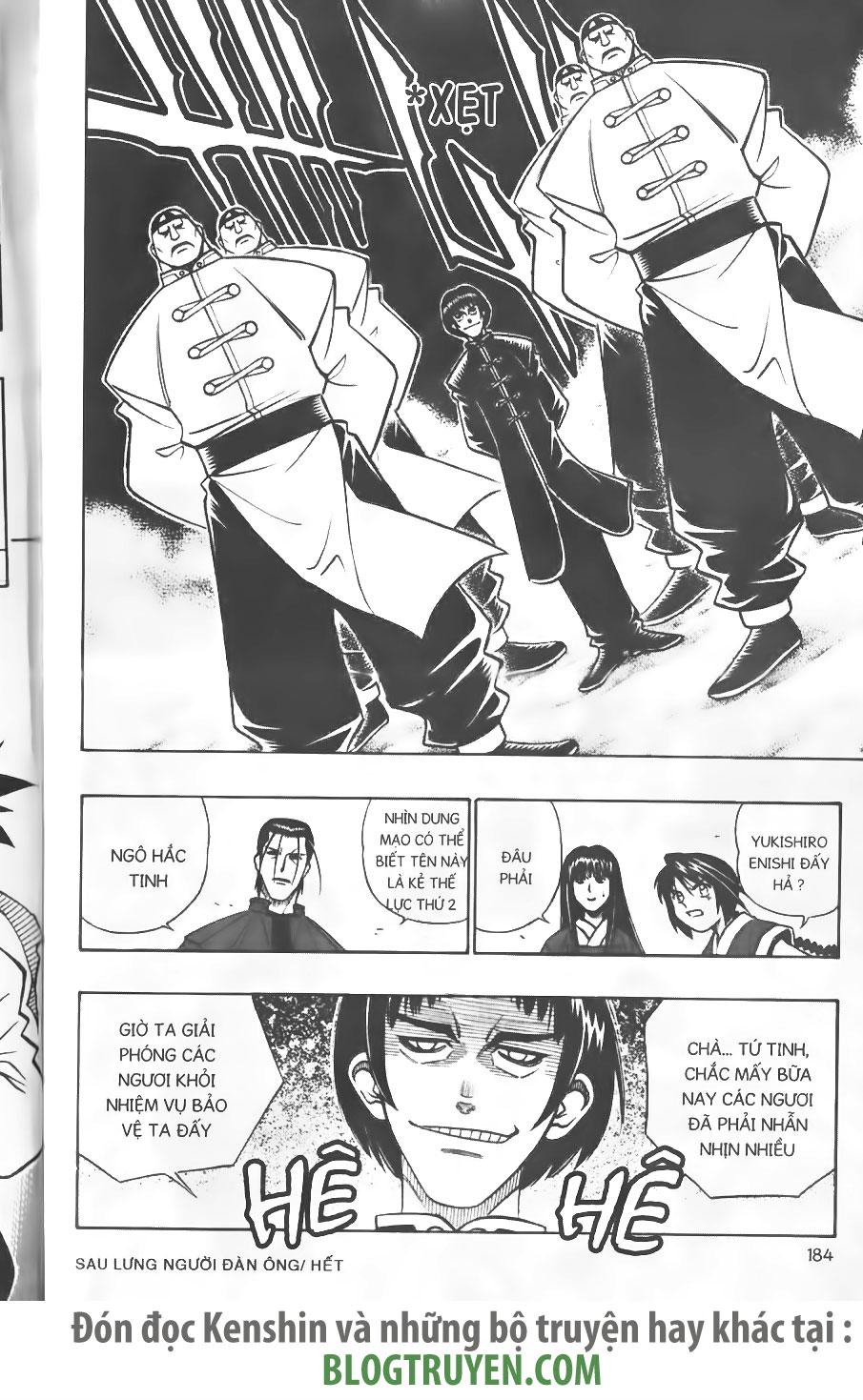 Rurouni Kenshin chap 237 trang 18