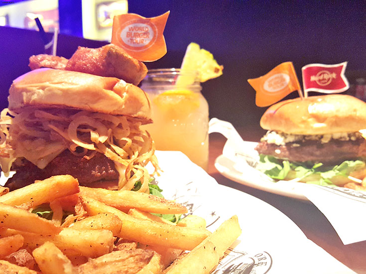 Are you ready to travel around the world with your taste buds? Check out the World Burger Tour at Hard Rock Cafe and find out how you can go on a culinary adventure whenever you please!