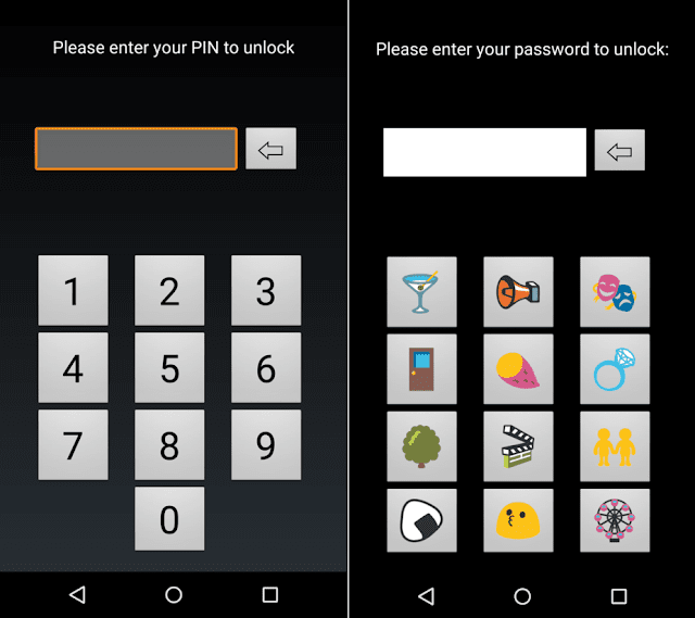 Would You Choose An Emoji To Be Your Smartphone Password Over A Four-Digit PIN?