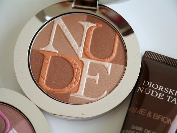Dior Transat Collection Diorskin Nude Shimmer in Amber