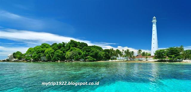 Pulau Lengkuas - Bangka Belitung