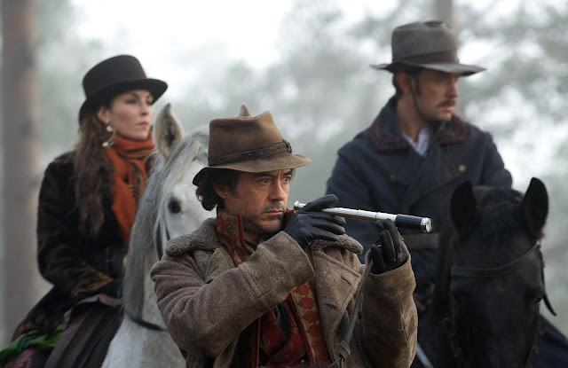 'Sherlock Holmes: A Game of Shadows' is a Good Sequel. A review of the 2011 sequel with Robert Downy Jr. Text © Rissi JC