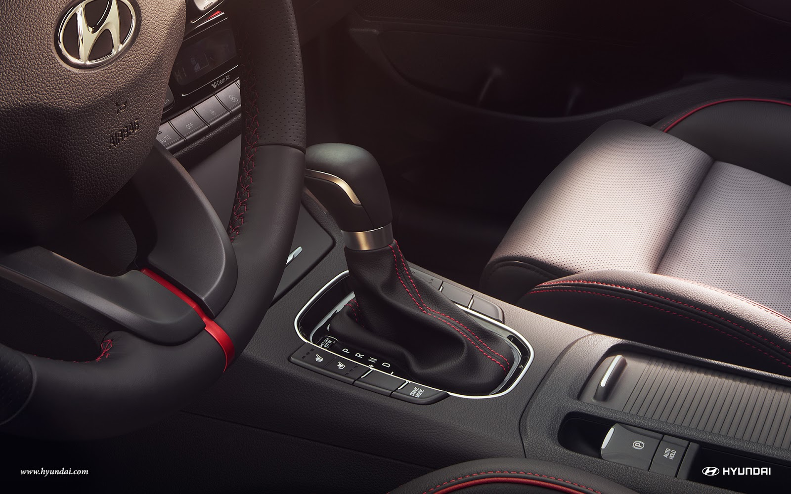 Hộp số tự động 7 cấp Hyundai Elantra mới