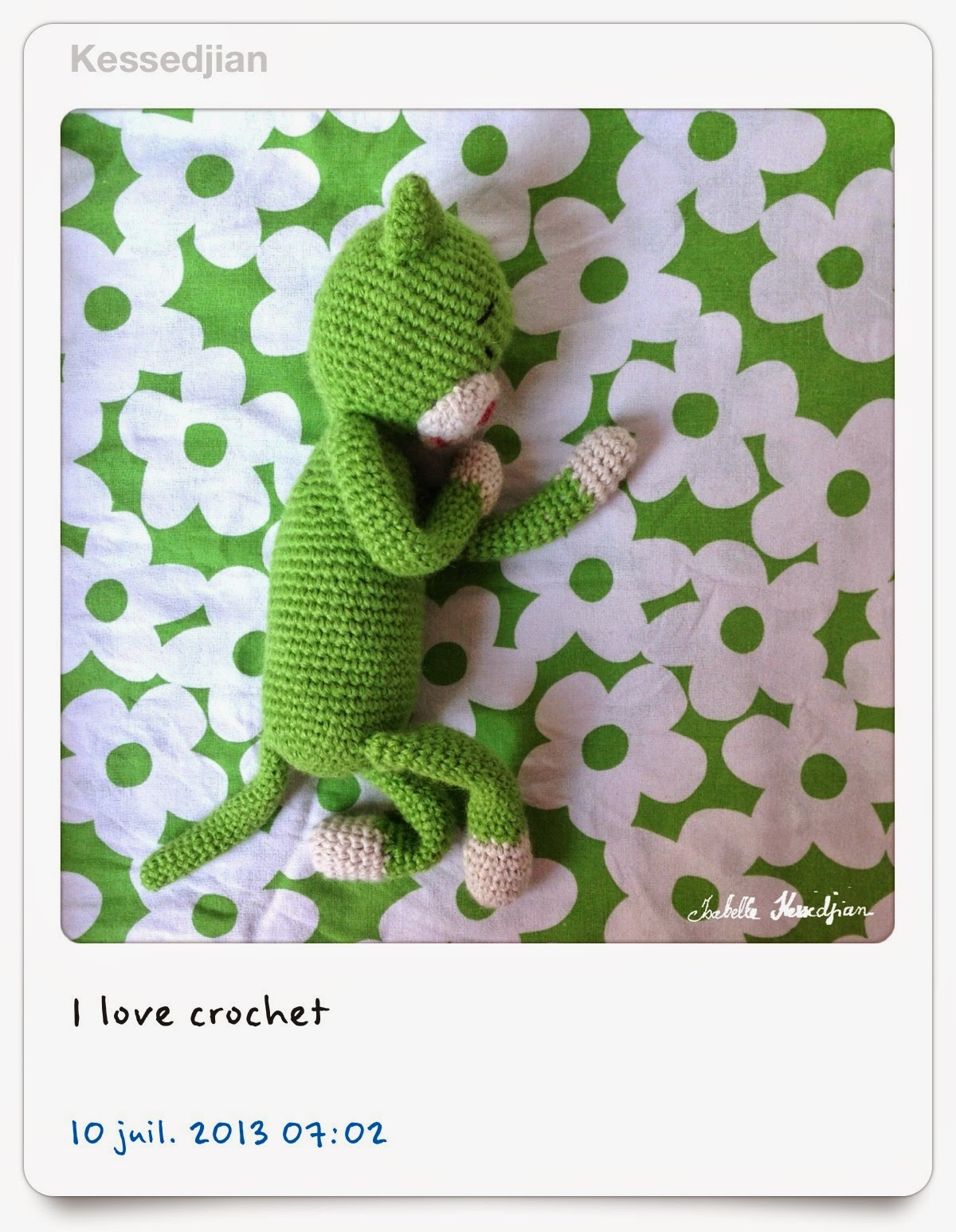 crochet - amineko