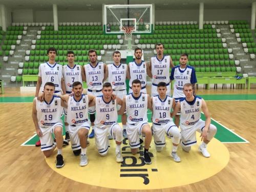Εθνική Εφήβων: Βουλγαρία-Ελλάδα 92-91 (φιλικός αγώνας προετοιμασίας)