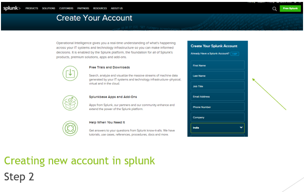 Splunk Enterprise installation in Windows OS - Avotrix Education