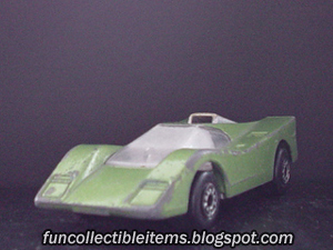 Plamin Manta | Matchbox Car