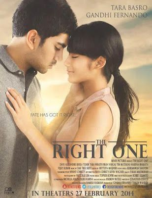 Poster Film The Right One