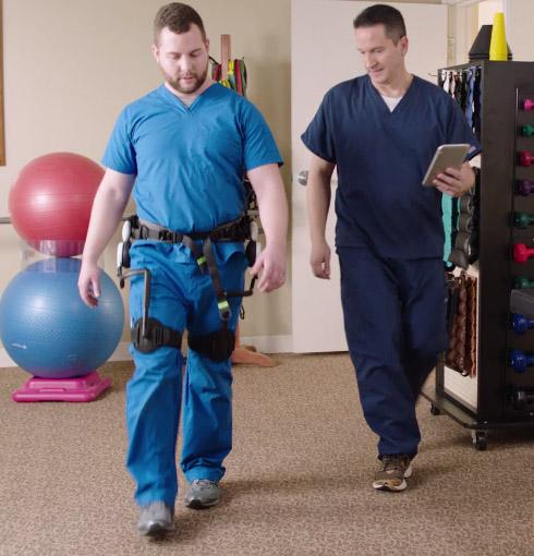 robotik yürüme cihazı