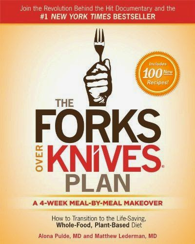 The Forks Over Knives Plan Review and Giveaway