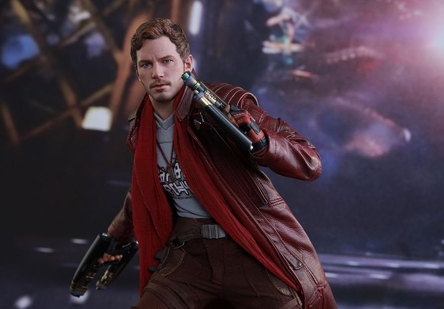 GUARDIANS OF THE GALAXY VOL.2 - STAR-LORD (Deluxe Version) 13
