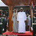 Photos from Gambia's Adama Barrow's Official Inauguration held on Last Saturday