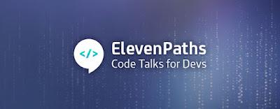 Imagen ElevenPaths Code Talks for Devs