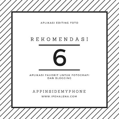 6 Aplikasi Favorit Pendukung Hobi Fotografi
