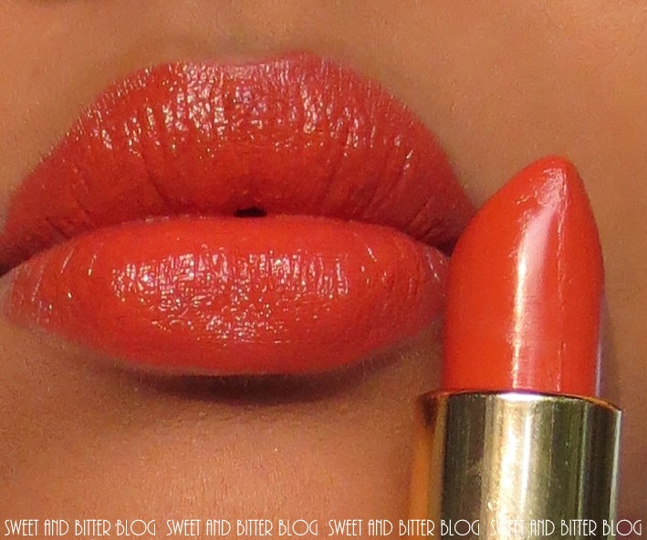 6 Revlon Super Lustrous Creme Lipstick Swatch - Love That