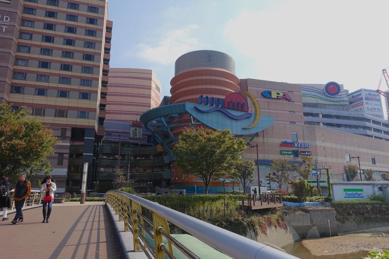 キャナルシティ博多(Canal City HAKATA)