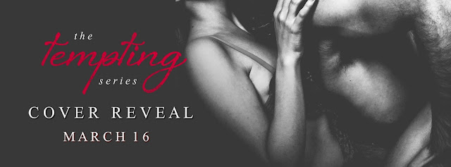Cover Reveal: The Tempting Series by Alex Lucian