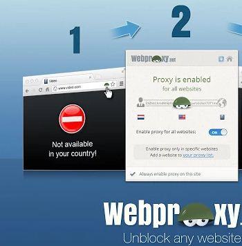 تحميل برنامج فتح المواقع المحجوبة للكمبيوتر Unblock any website