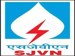 SJVN Limited Recruitment 2016