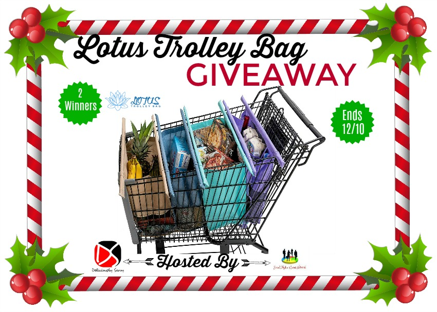 Lotus Trolley Giveaway