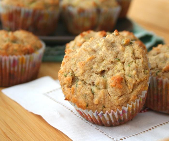 Keto Zucchini Muffins Recipe | All Day I Dream About Food