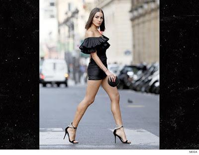 OLIVIA CULPO DROP. DEAD. GORG. ... at Paris Fashion Week